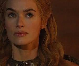 lena headey, got, and cersei lannister image