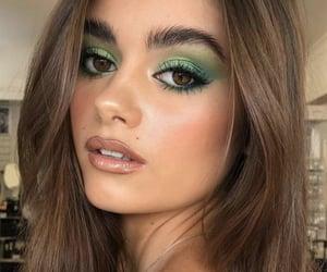 eyeshadow, design, and fashion image