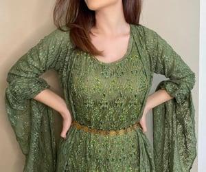 dress, traditional, and kurd image