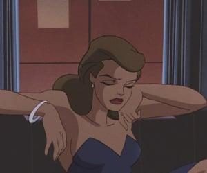 batman, vintage, and catwoman image