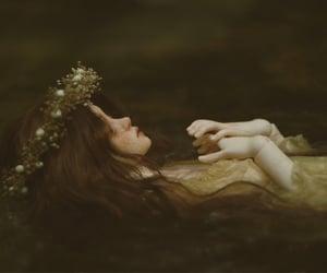 doll art, ophelia, and photograph image
