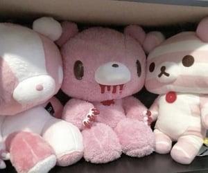 gloomy bear, kawaii, and pastel image