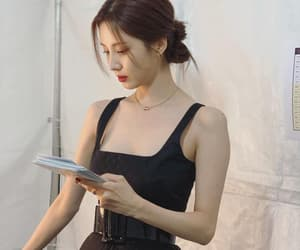 beautiful, korean, and psd image