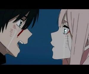 amv, anime, and crying image