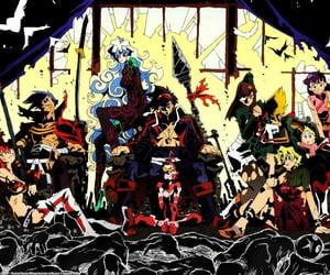 anime, anime pc wallpaper, and tengen toppa gurren lagann image