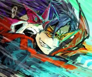 anime, simon, and anime pc wallpaper image