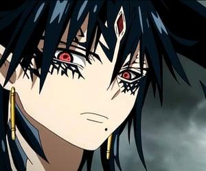 anime, the labyrinth of magic, and hakuryuu ren image