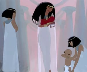 aesthetic, gif, and the prince of egypt 1998 image