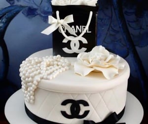 birthday, chanel, and roses image