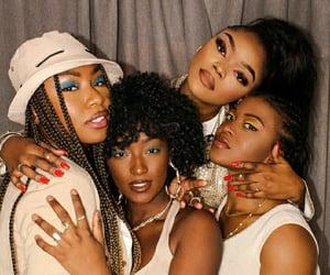 black hair, black women, and stunning image