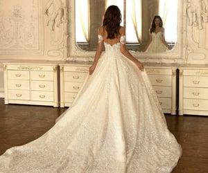 bridal, goals, and luxury image