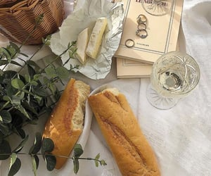 food, aesthetic, and bread image