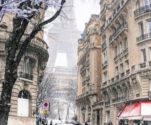beautiful places, eiffel tower, and fashion image