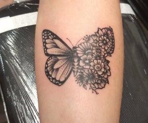 art, tattoo, and cute image
