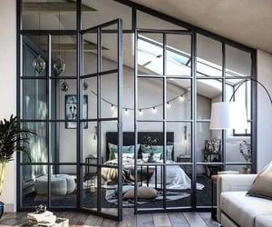 home, bedroom, and decoracion image