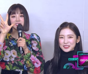 arin, oh my girl, and (g)i-dle image