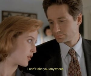 aliens, believe, and dana scully image