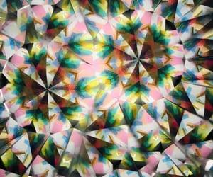 kaleidoscope, constellation, and märchen image