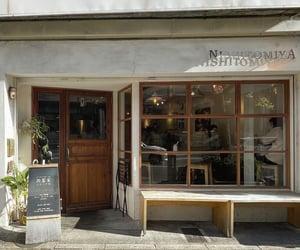 cafe, design, and japan image
