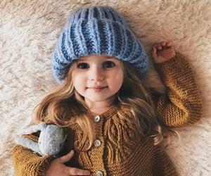 babies, baby girl, and beautiful girl image