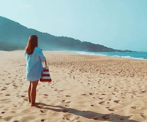 beach, free, and summer image