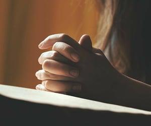 Catholic, prayer, and beten image