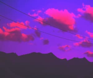 aesthetic, chill, and cloud image