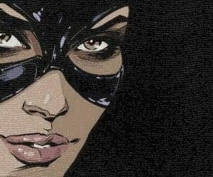 batman, cartoon, and catwoman image