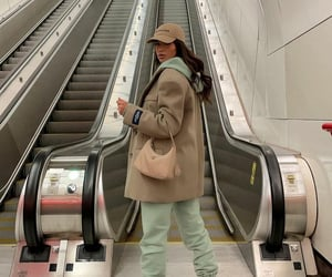 Balenciaga, fashion, and prada bag image