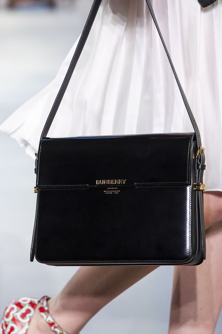 bags, Burberry, and style image