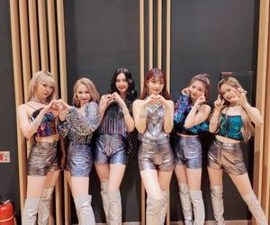 girl group, kpop, and sihyeon image