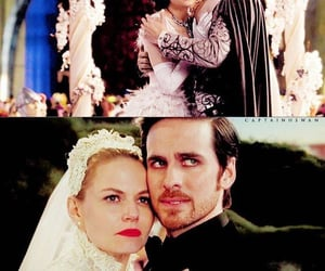 ABC, hook, and once upon a time image