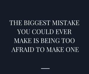 afraid, black, and mistake image