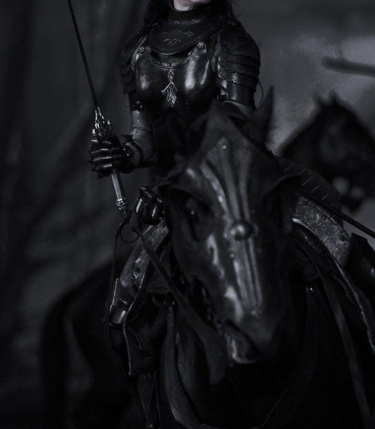 aesthetic, dark, and fantasy image
