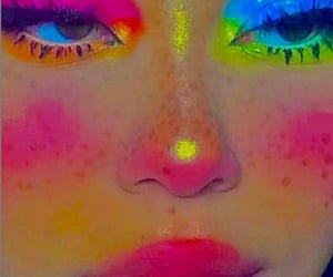 aesthetic, beauty, and colorful image