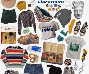 clothes, fashion, and golden snitch image