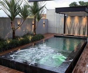 pool and home image