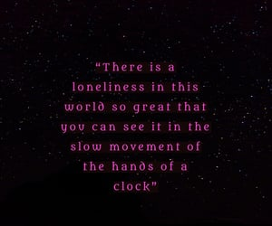 aesthetic, dark, and quote image