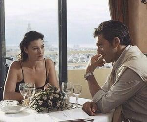 couple, monica bellucci, and Vincent Cassel image