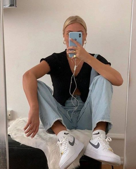 fashion, style, and sneakers image