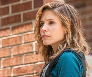 sophia bush, chicago pd, and one chicago image