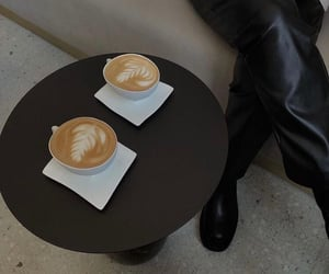 amazing, cafe, and cappuccino image