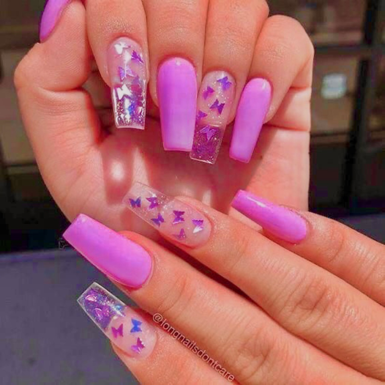 aesthetic, aesthetic nails, and like image