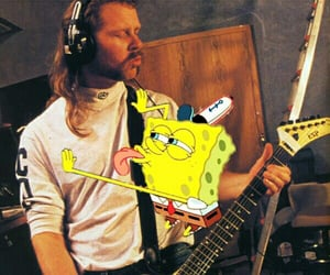 funny, nickelodeon, and rock and roll image