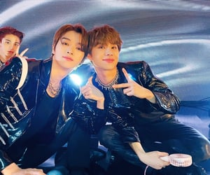 lucas, sungchan, and jungwoo image