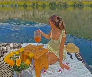 fashion, picnic, and aesthetic image