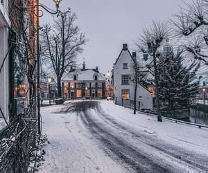 frosty, Houses, and town image