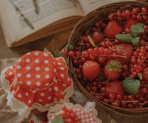 berry, cooking, and fruit image