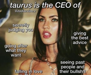 astrology, Hot, and taurus image