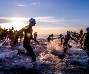 triathlon camps uk, triathlon hide away, and triathlon camps 2020 image